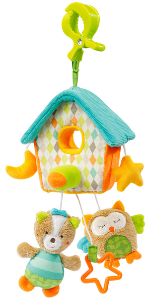 Baby Fehn Sleeping Forest Mini Musik Mobile Hau...