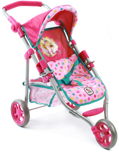 Mini Puppenjogger Lola (Prinzessin Lillifee) [Kinderspielzeug]