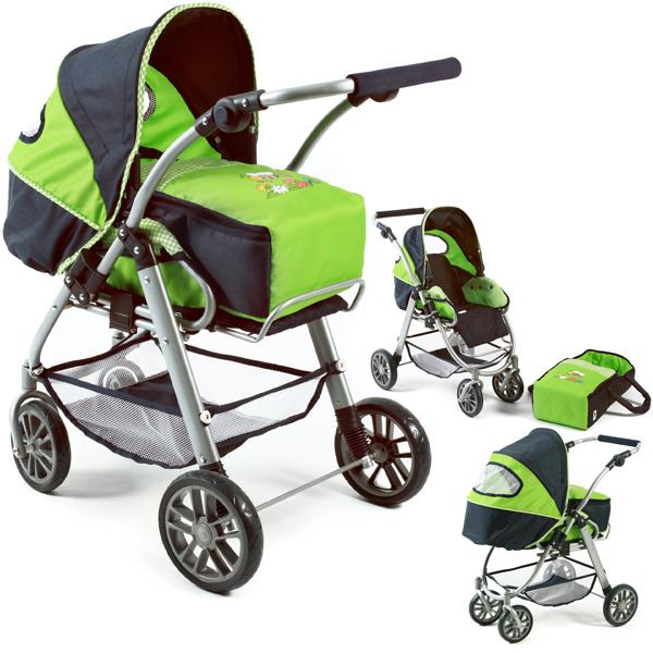 Puppenwagen Lino (Bumblebee) [Kinderspielzeug]