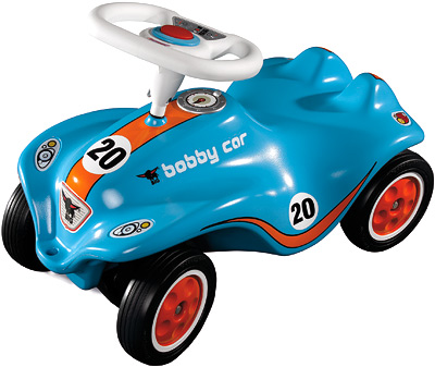Bobby Auto Racing on New Bobby Car Racing No 1  Blau  Von Big  F  R Echte Rennfahrer    Das