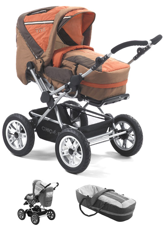 klassische kinderwagen das baby im ersten lebensjahr. Black Bedroom Furniture Sets. Home Design Ideas