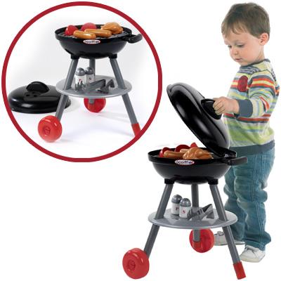 weber grill kinderspielzeug kleinster mobiler gasgrill. Black Bedroom Furniture Sets. Home Design Ideas