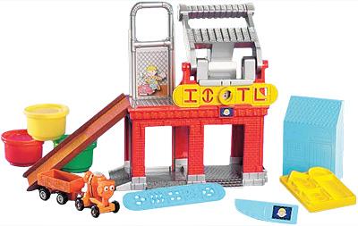 Bob der Baumeister Bau- und Knetfabrik