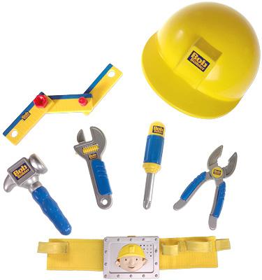 Bob der Baumeister Sprechender Werkzeuggürtel