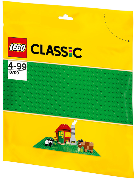 lego classic gr ne bauplatte 10700 bei. Black Bedroom Furniture Sets. Home Design Ideas