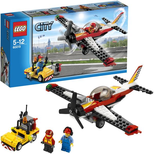 Lego r city airport kunstflugzeug kinderspielzeug