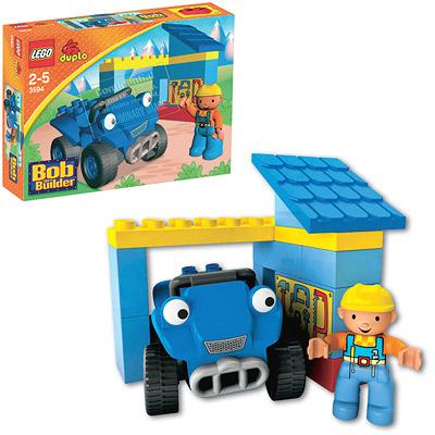 Lego Lego Duplo Bob und Sprinti in der Werkstatt 3594