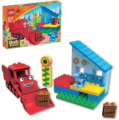 Lego Lego Duplo Buddel in der Sonnenblumenfabrik 3596