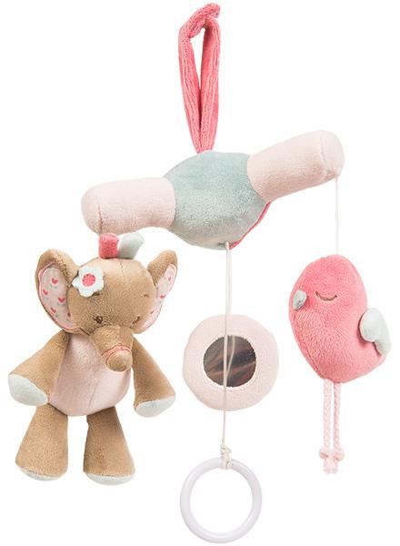 Nattou Charlotte & Rose Mini Musik Mobile (La Le Lu) [Babyspielzeug]