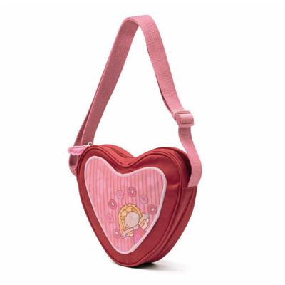 Little Wingels Kindergarten-Tasche Herz (Pink) bei nunon.de