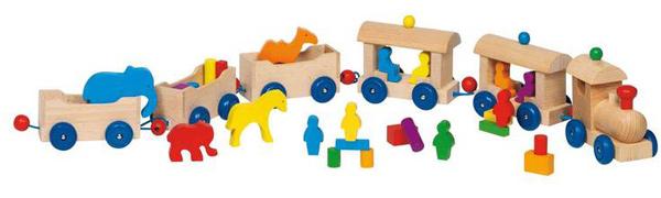 Goki schiebetier ente tweedy babyspielzeug von ean