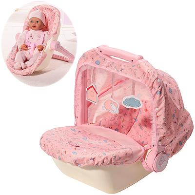 2300 zapf creation baby annabell komfortsitz neu ebay. Black Bedroom Furniture Sets. Home Design Ideas