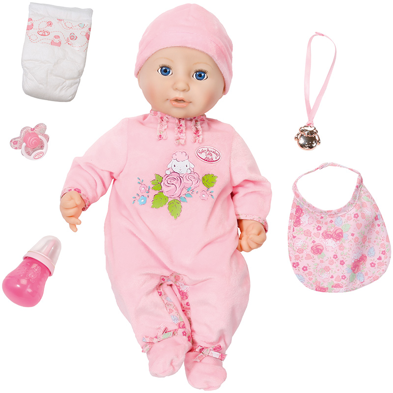 Baby Annabell Puppe 2016 [Kinderspielzeug]