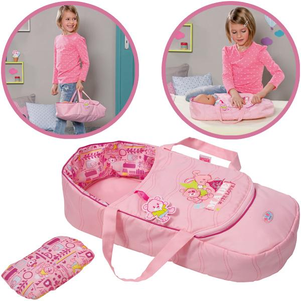 zapf creation baby born 2in1 babytrage und schlafsack. Black Bedroom Furniture Sets. Home Design Ideas