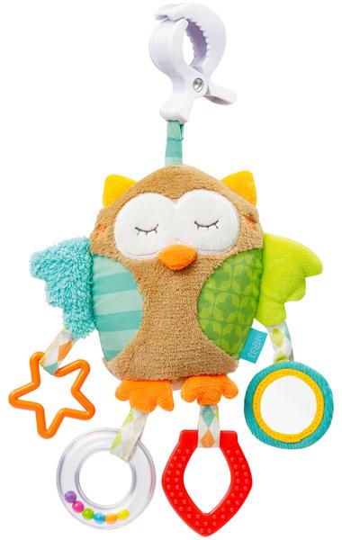 baby-fehn-sleeping-forest-activity-eule-mit-klammer-babyspielzeug-