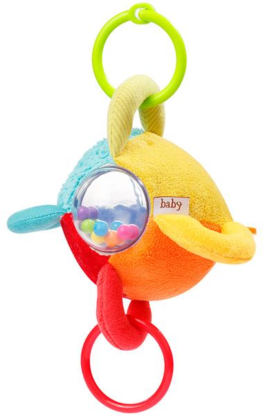 Jungle Heros Kleiner Activity Ball [Babyspielzeug]