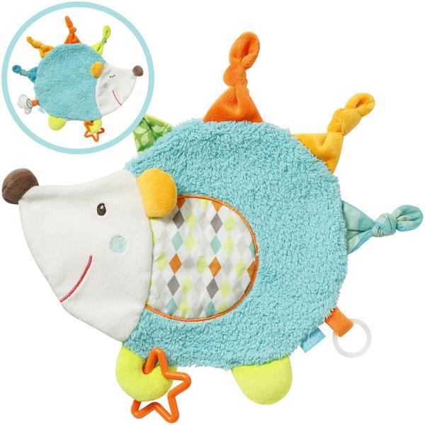 baby-fehn-sleeping-forest-schmusetuch-igel-babyspielzeug-