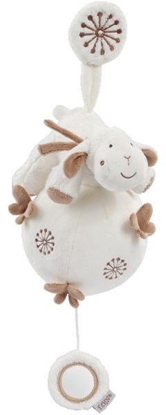 baby-fehn-snow-spieluhr-deluxe-schaf-auf-kugel-braun-talk-to-the-animals-babyspielzeug-