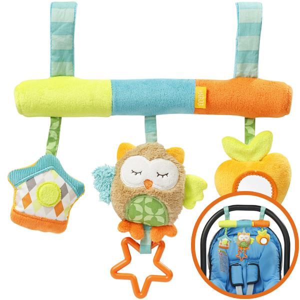 baby-fehn-sleeping-forest-activity-trapez-eule-babyspielzeug-, 14.95 EUR @ spielzeug24