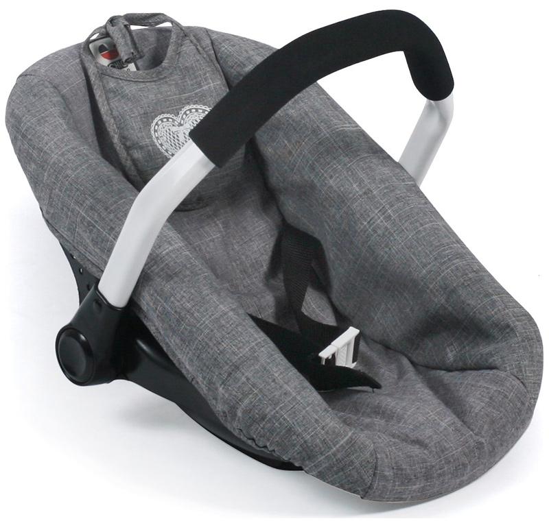 bayer-chic-2000-puppenautositz-mit-latzchen-jeans-grey-kinderspielzeug-