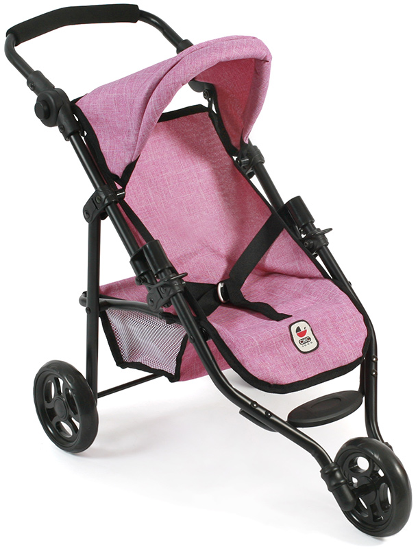 bayer-chic-2000-mini-puppenjogger-lola-jeans-pink-kinderspielzeug-
