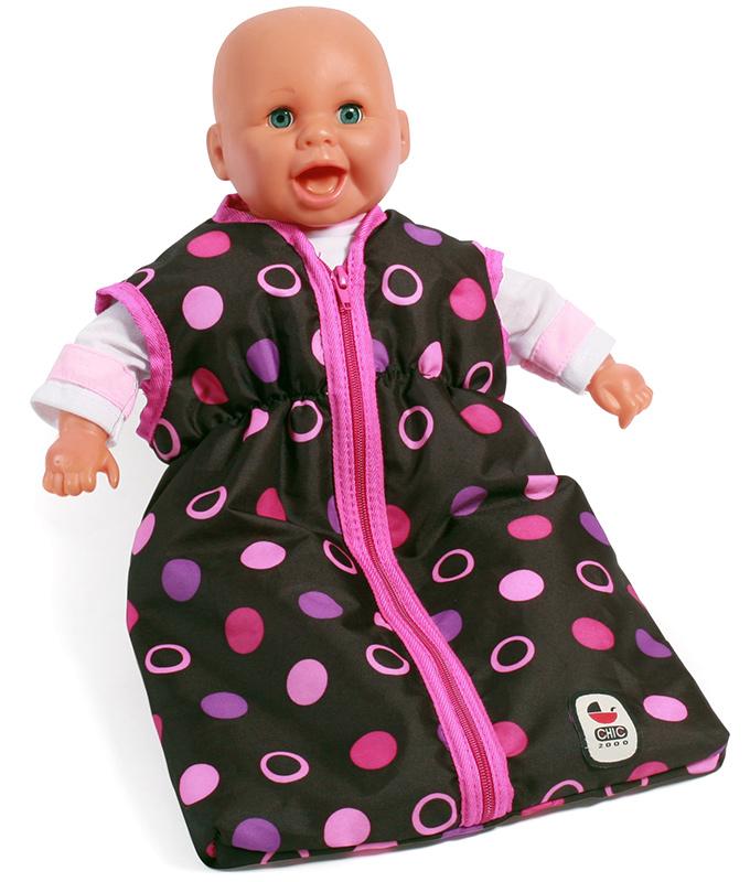 bayer-chic-2000-puppenschlafsack-pinky-balls-kinderspielzeug-
