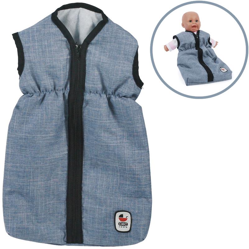 bayer-chic-2000-puppenschlafsack-jeans-blue-kinderspielzeug-