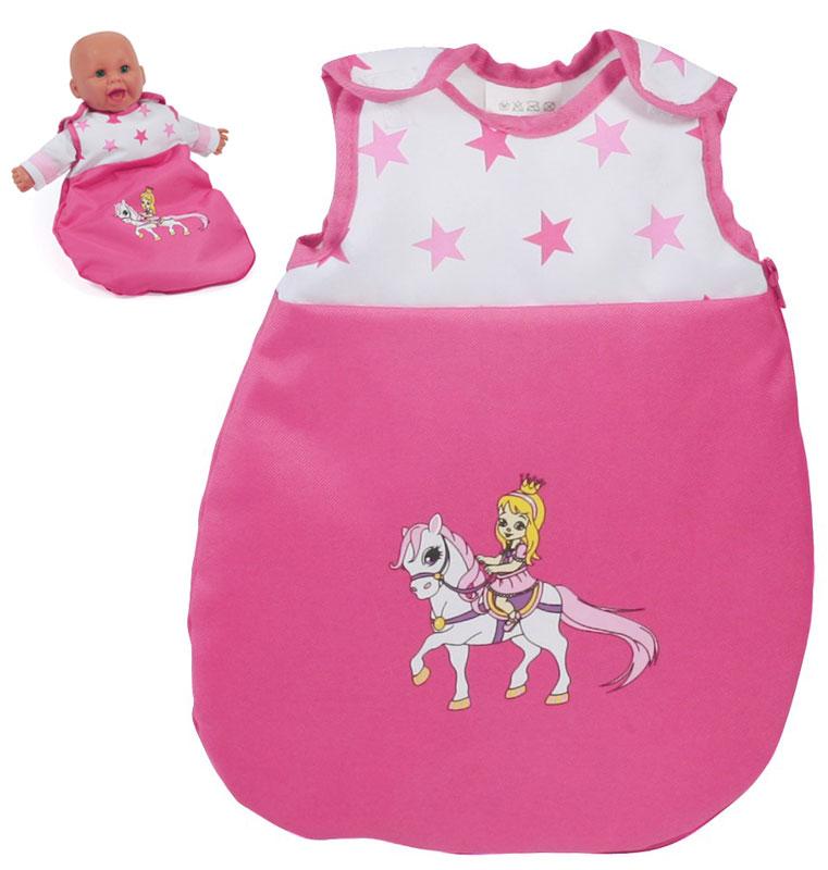 bayer-chic-2000-puppenschlafsack-pony-princess-kinderspielzeug-