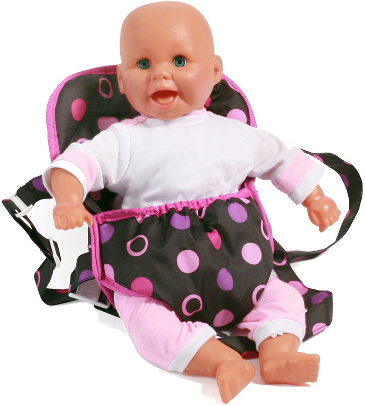 bayer-chic-2000-puppentragegurt-deluxe-pinky-balls-kinderspielzeug-