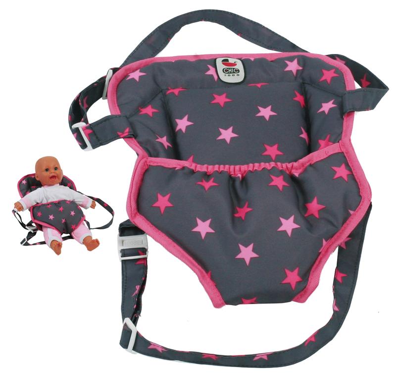 bayer-chic-2000-puppentragegurt-deluxe-sternchen-pink-kinderspielzeug-