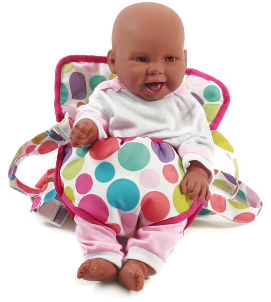 bayer-chic-2000-puppentragegurt-deluxe-pinky-bubbles-kinderspielzeug-