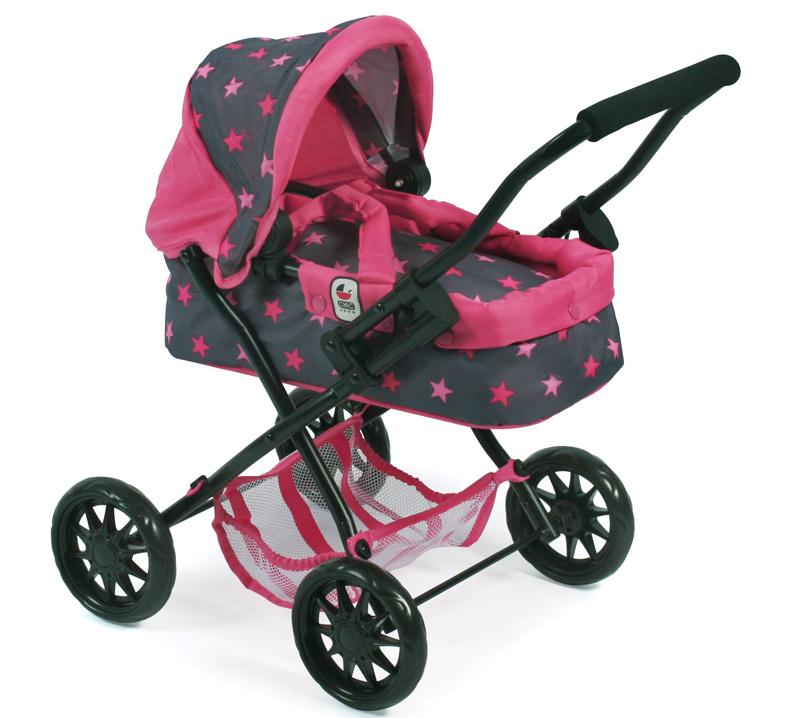 bayer-chic-2000-mein-erster-puppenwagen-smarty-sternchen-pink-kinderspielzeug-