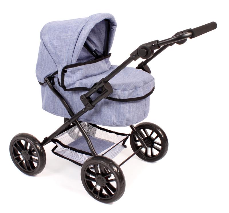 bayer-chic-2000-puppenwagen-picobello-jeans-blau-kinderspielzeug-