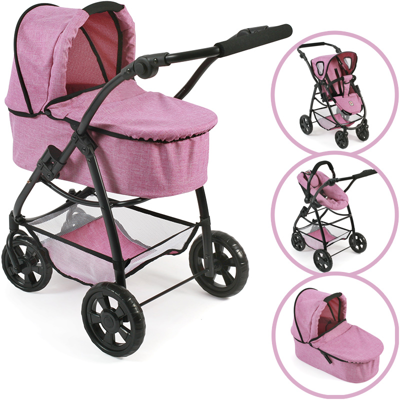 bayer-chic-2000-puppenwagen-emotion-all-in-3in1-jeans-pink-kinderspielzeug-