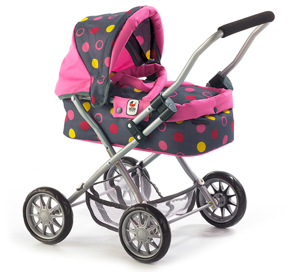 bayer-chic-2000-mein-erster-puppenwagen-smarty-funny-pink-kinderspielzeug-