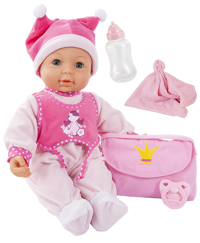 bayer design baby puppe first kisses baby 42 cm mit funktionen ebay. Black Bedroom Furniture Sets. Home Design Ideas