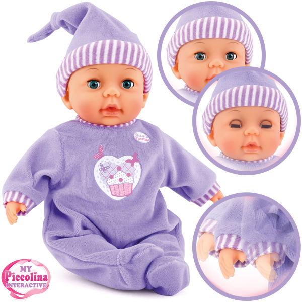 bayer-design-my-little-piccolina-puppe-28-cm-lila-kinderspielzeug-