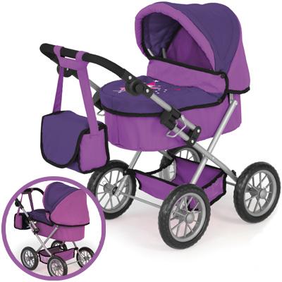 Bayer Design Mein erster Puppenwagen Trendy (Li...