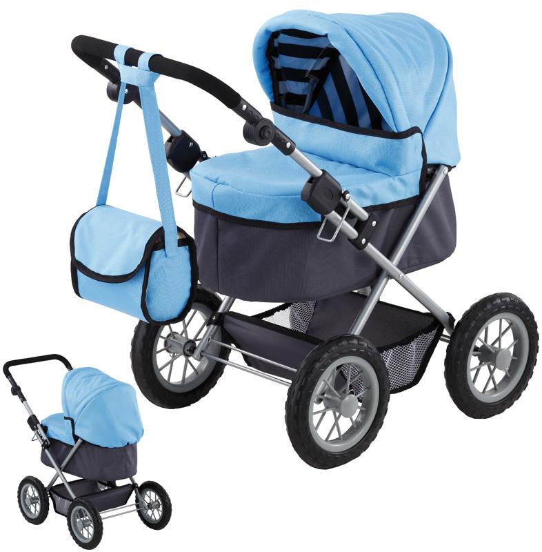 Bayer Design Mein erster Puppenwagen Trendy (He...