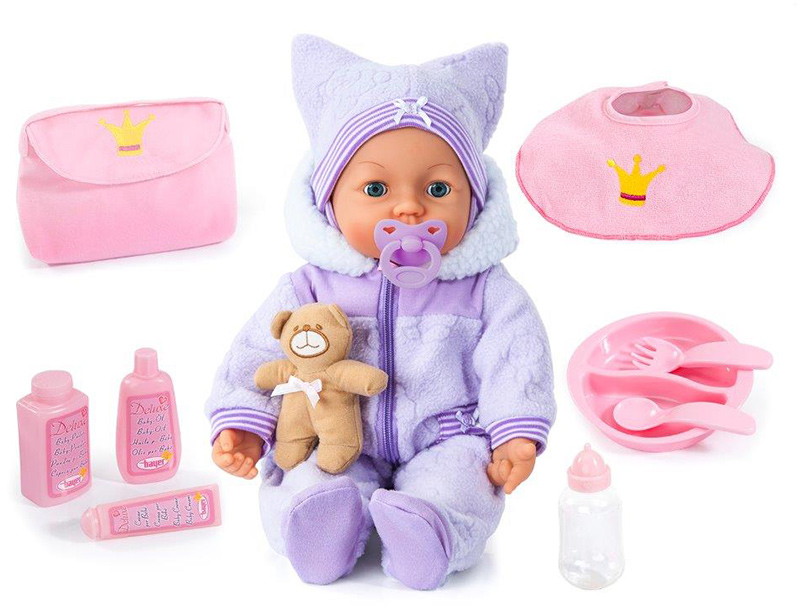bayer-design-funktionspuppe-piccolina-magic-eyes-lila-kinderspielzeug-