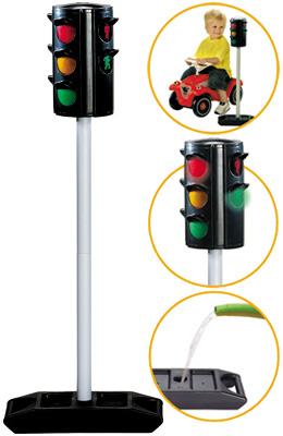 big traffic lights ampel mit funktionen bei. Black Bedroom Furniture Sets. Home Design Ideas