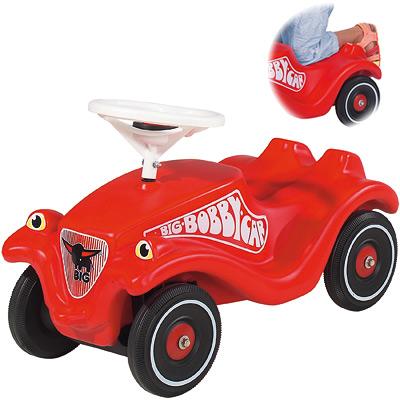 BIG Bobby Car Classic (Rot) [Kinderspielzeug]