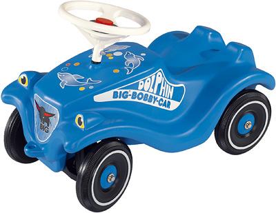 alle bewertungen zu bobby car classic dolphin blau bei. Black Bedroom Furniture Sets. Home Design Ideas