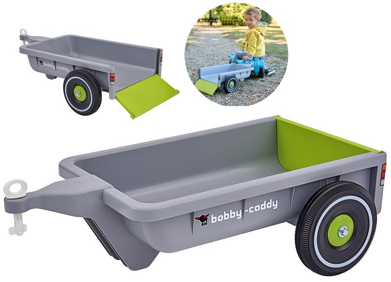 BIG Bobby Caddy (Silbergrau Grün) [Kinderspielzeug]