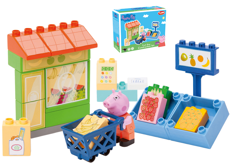 big-playbig-bloxx-peppa-pig-fruit-shop-kinderspielzeug-, 12.95 EUR @ spielzeug24