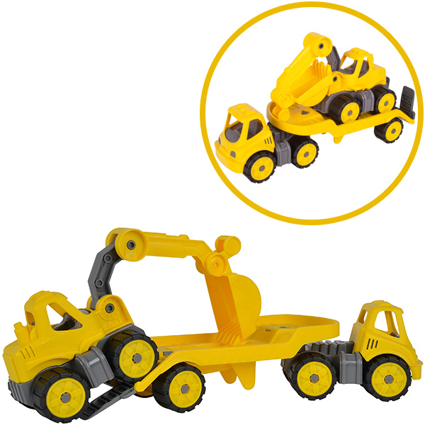 big-power-worker-mini-transporter-und-bagger-kinderspielzeug-