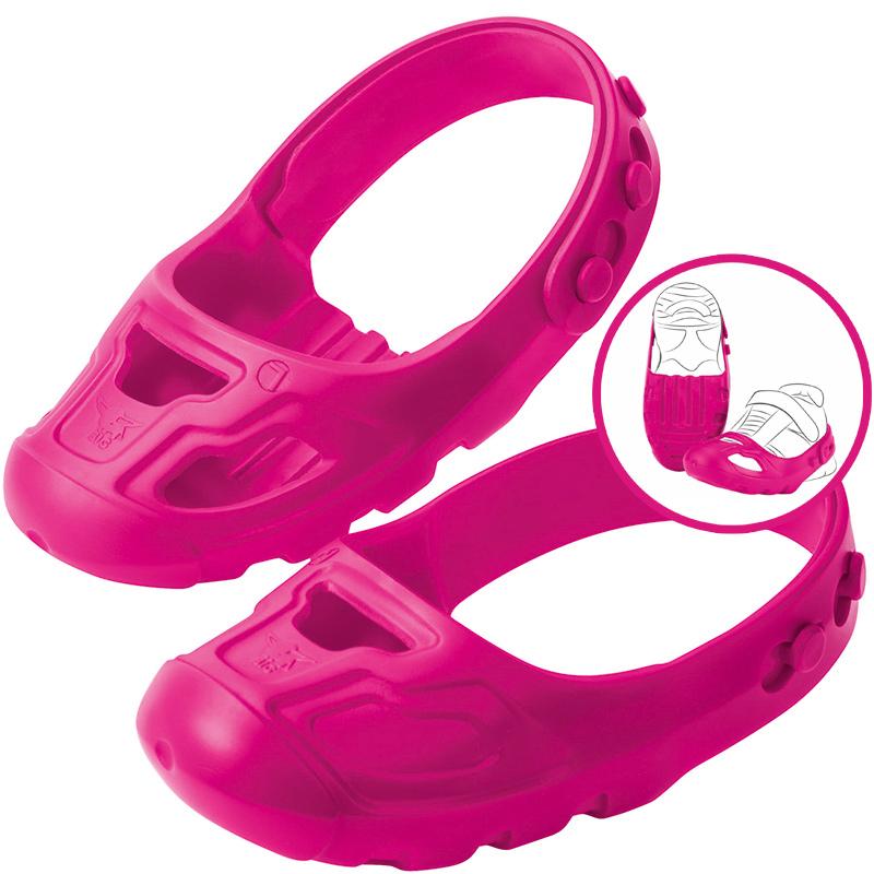 BIG Bobby Car Schuhschützer Shoe Care (Pink) [Kinderspielzeug]