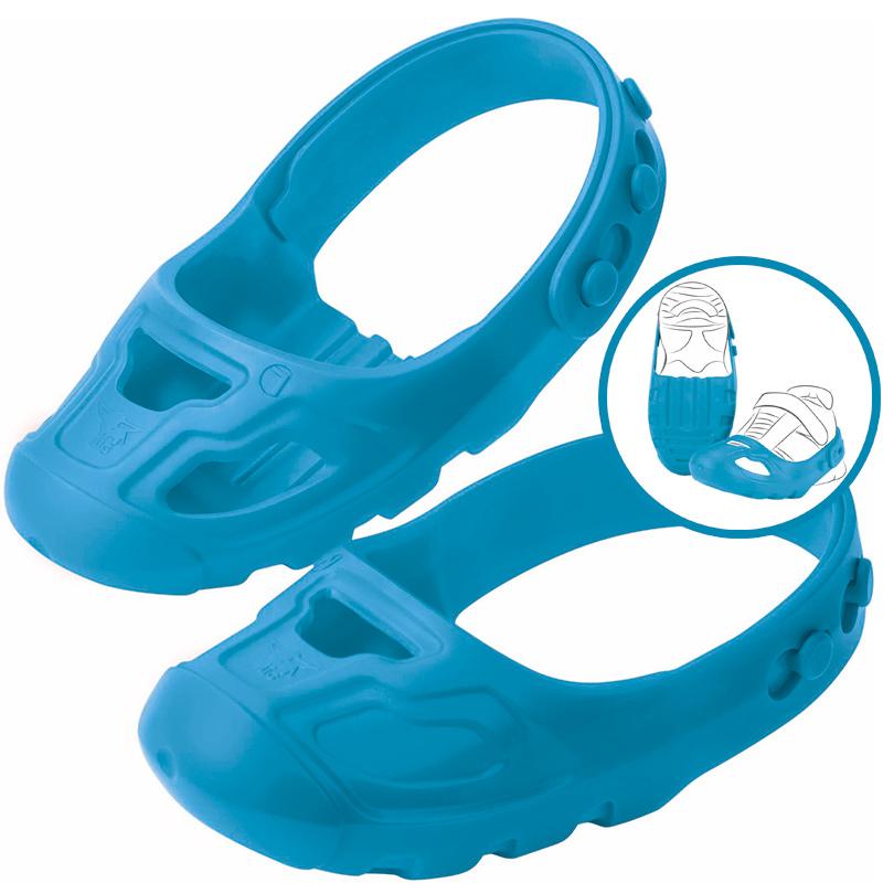 BIG Bobby Car Schuhschützer Shoe-Care (Blau) [Kinderspielzeug]