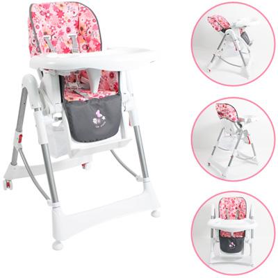 chic 4 baby hochstuhl dreamland pink babyausstattung. Black Bedroom Furniture Sets. Home Design Ideas