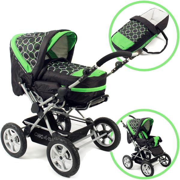 chic-4-baby-kinderwagen-viva-mit-schwenkschieber-orbit-green-kinderwagen-